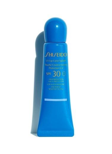 Shiseido Shiseido SPF 30 30 Faktör Korumalı Renkli Dudak Koruyucu Tahiti si Güneş Ürünü Renksiz